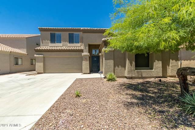 11218 W Minnezona Avenue, Phoenix, AZ 85037 (MLS #6234591) :: Midland Real Estate Alliance