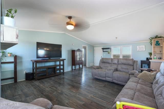 2386 S Trail Drive, Maricopa, AZ 85139 (MLS #6234688) :: Yost Realty Group at RE/MAX Casa Grande
