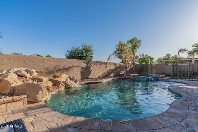 42295 W Chisholm Drive, Maricopa, AZ 85138 (MLS #6234814) :: Yost Realty Group at RE/MAX Casa Grande