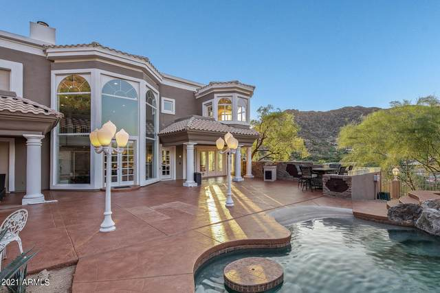 7110 N Red Ledge Drive, Paradise Valley, AZ 85253 (MLS #6234890) :: Elite Home Advisors