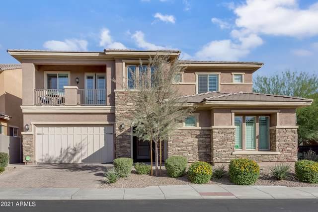 22909 N 46th Street, Phoenix, AZ 85050 (MLS #6234954) :: The Newman Team