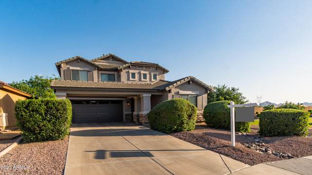 619 E Leslie Avenue, San Tan Valley, AZ 85140 (MLS #6234968) :: Arizona 1 Real Estate Team