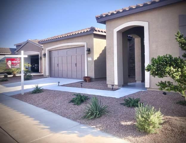 41715 W Summer Sun Lane, Maricopa, AZ 85138 (MLS #6235090) :: The Riddle Group
