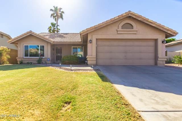574 S Cheri Lynn Drive, Chandler, AZ 85225 (MLS #6235120) :: neXGen Real Estate