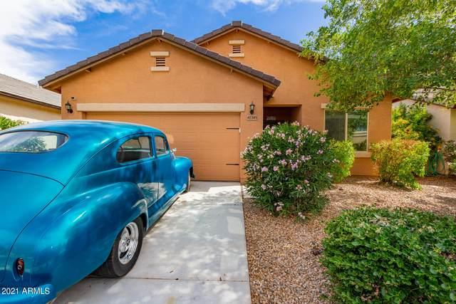 41345 W Lucera Lane, Maricopa, AZ 85138 (MLS #6235288) :: Yost Realty Group at RE/MAX Casa Grande