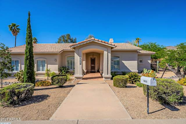 16620 N Agate Knoll Place, Fountain Hills, AZ 85268 (MLS #6235353) :: Zolin Group