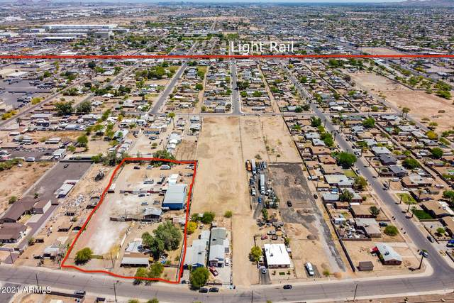 4015 S 6TH Avenue, Phoenix, AZ 85041 (MLS #6235533) :: Midland Real Estate Alliance