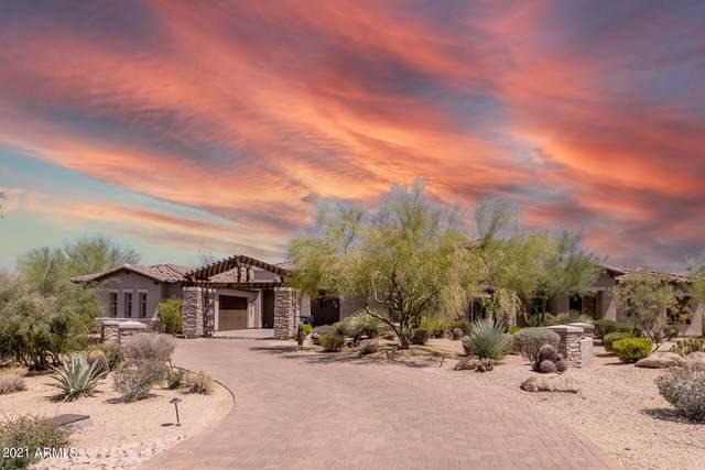 6800 E Blue Sky Drive, Scottsdale, AZ 85266 (MLS #6235559) :: Scott Gaertner Group