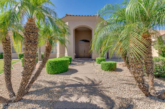 9167 E Tarantini Lane, Scottsdale, AZ 85260 (MLS #6235573) :: Hurtado Homes Group