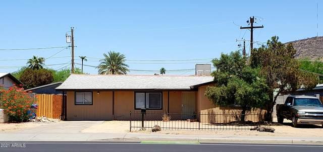1812 W Peoria Avenue, Phoenix, AZ 85029 (MLS #6235630) :: Yost Realty Group at RE/MAX Casa Grande
