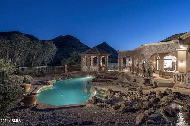 22431 N Violetta Drive, Scottsdale, AZ 85255 (MLS #6235859) :: Yost Realty Group at RE/MAX Casa Grande