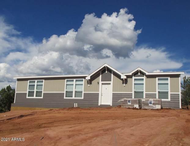 918 W Rim View Road, Payson, AZ 85541 (MLS #6235885) :: Elite Home Advisors