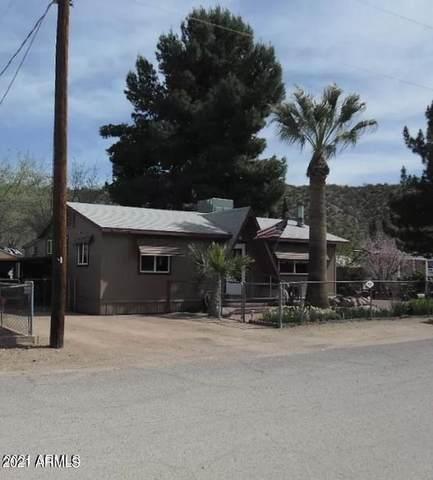 731 N Stagecoach Trail, Roosevelt, AZ 85545 (MLS #6236106) :: The Garcia Group