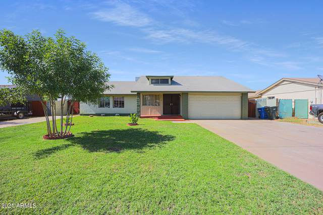 9018 W Heatherbrae Drive, Phoenix, AZ 85037 (MLS #6236107) :: West Desert Group | HomeSmart