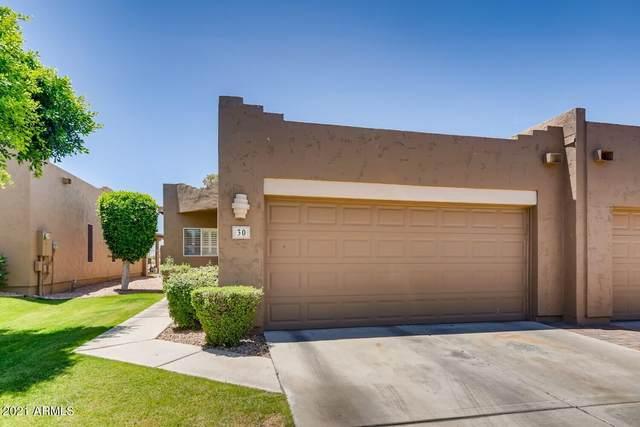 6001 E Southern Avenue #30, Mesa, AZ 85206 (MLS #6236238) :: Synergy Real Estate Partners