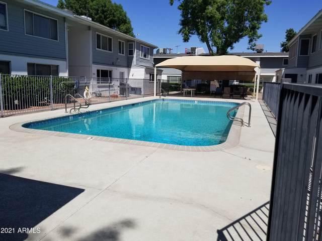 2575 W Berridge Lane D-203, Phoenix, AZ 85017 (MLS #6236299) :: The Riddle Group
