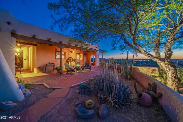 1050 S Saguaro Drive, Wickenburg, AZ 85390 (MLS #6236347) :: Sheli Stoddart Team | M.A.Z. Realty Professionals
