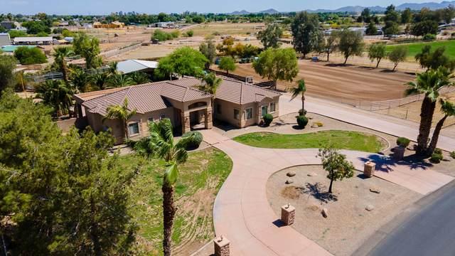 40435 N Kennedy Drive, San Tan Valley, AZ 85140 (MLS #6236348) :: The Dobbins Team