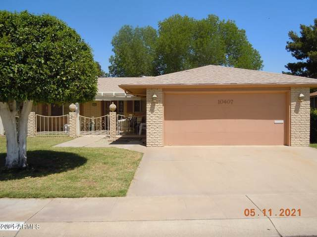 10407 W Roundelay Circle, Sun City, AZ 85351 (MLS #6236400) :: Sheli Stoddart Team | M.A.Z. Realty Professionals