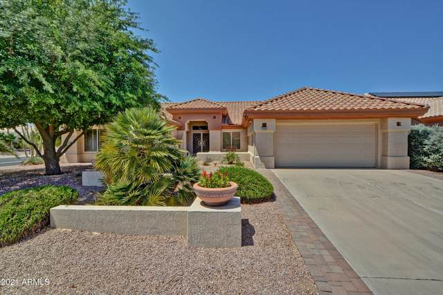 15622 W Huron Drive, Sun City West, AZ 85375 (MLS #6236555) :: Zolin Group