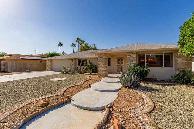 13450 W Gable Hill Drive, Sun City West, AZ 85375 (MLS #6236743) :: Zolin Group