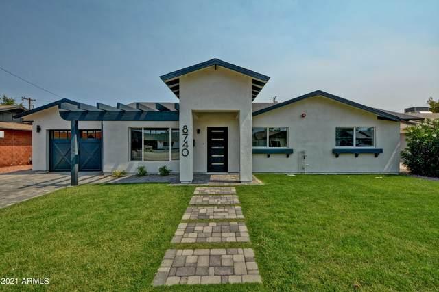 8740 E Palm Lane, Scottsdale, AZ 85257 (MLS #6236778) :: Yost Realty Group at RE/MAX Casa Grande