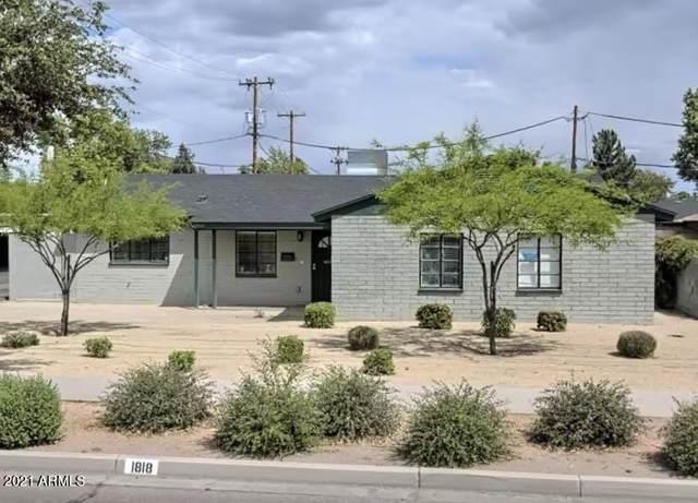 1818 W Thomas Road, Phoenix, AZ 85015 (MLS #6236795) :: CANAM Realty Group