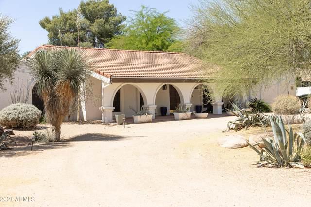 5115 E Berneil Drive, Paradise Valley, AZ 85253 (MLS #6236825) :: Keller Williams Realty Phoenix