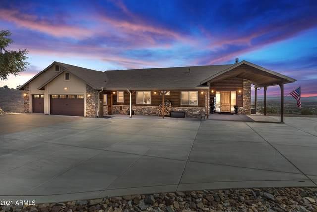 2250 W Pemberton Drive, Prescott, AZ 86305 (MLS #6236874) :: Arizona 1 Real Estate Team
