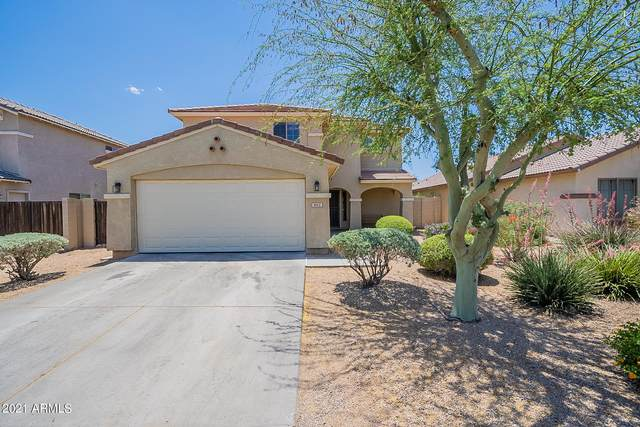 8112 S 73RD Drive, Laveen, AZ 85339 (MLS #6236919) :: The Laughton Team