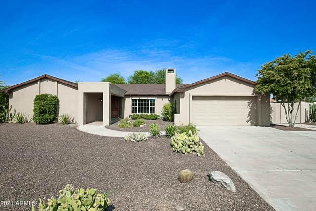 13840 N 64th Street, Scottsdale, AZ 85254 (MLS #6236961) :: Yost Realty Group at RE/MAX Casa Grande
