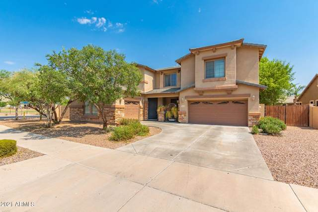 18535 E Pine Valley Drive, Queen Creek, AZ 85142 (MLS #6237016) :: Yost Realty Group at RE/MAX Casa Grande