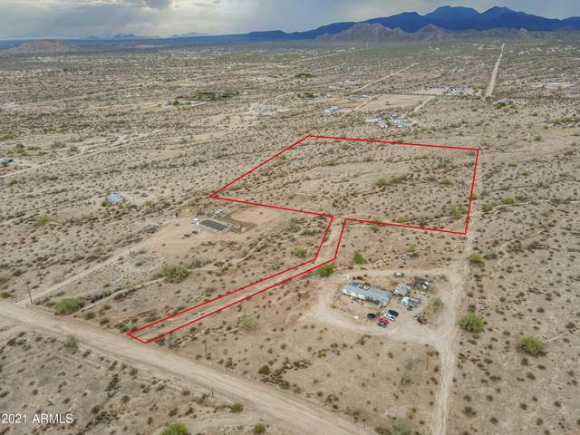 0 W Dune Shadow Road, Maricopa, AZ 85139 (MLS #6237416) :: The Copa Team | The Maricopa Real Estate Company