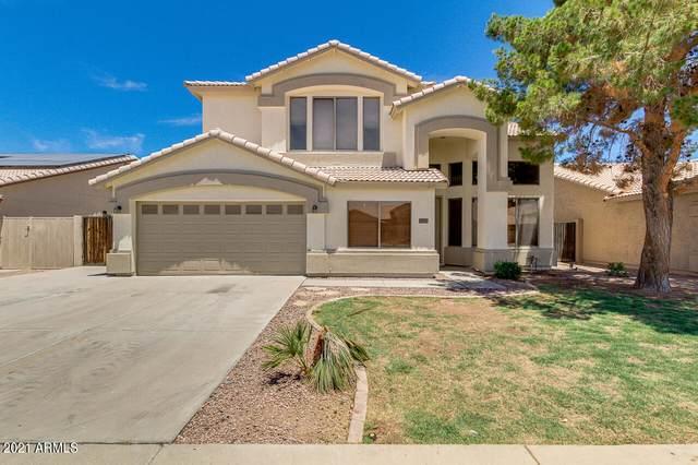 1110 W Breckenridge Avenue, Gilbert, AZ 85233 (MLS #6237423) :: Yost Realty Group at RE/MAX Casa Grande