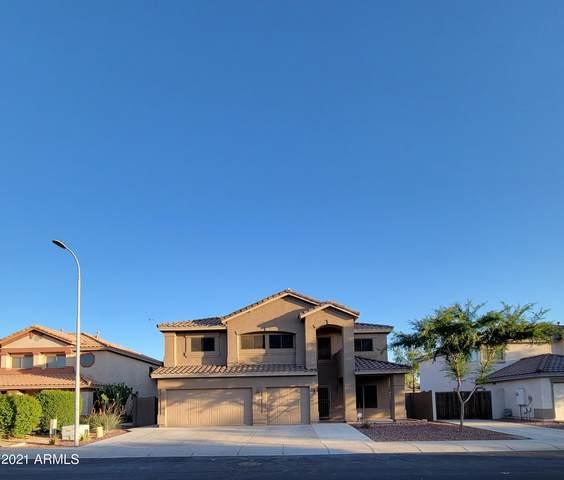 9315 W Hazelwood Street, Phoenix, AZ 85037 (MLS #6237458) :: Yost Realty Group at RE/MAX Casa Grande