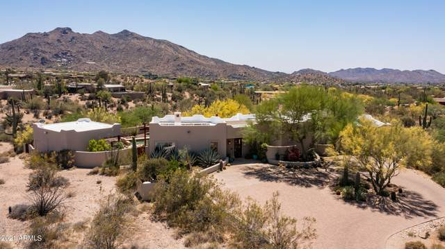 7339 E Stevens Road, Carefree, AZ 85377 (MLS #6237704) :: The Riddle Group
