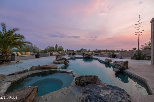 8701 E Camino Vivaz, Scottsdale, AZ 85255 (MLS #6237719) :: Yost Realty Group at RE/MAX Casa Grande