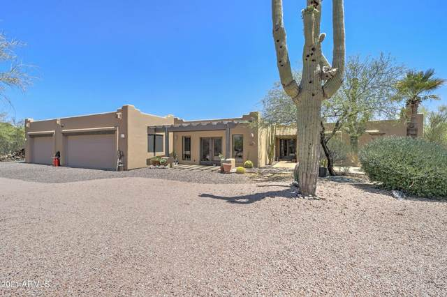 31233 N Ranch Road, Cave Creek, AZ 85331 (MLS #6237726) :: CANAM Realty Group