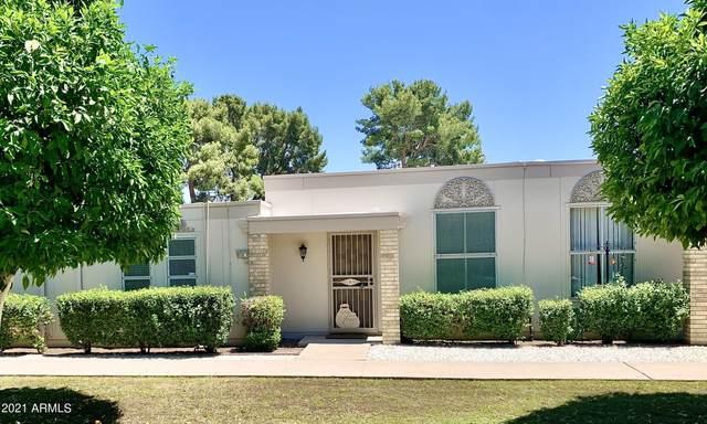 10050 W Royal Oak Road B, Sun City, AZ 85351 (MLS #6238088) :: Nate Martinez Team
