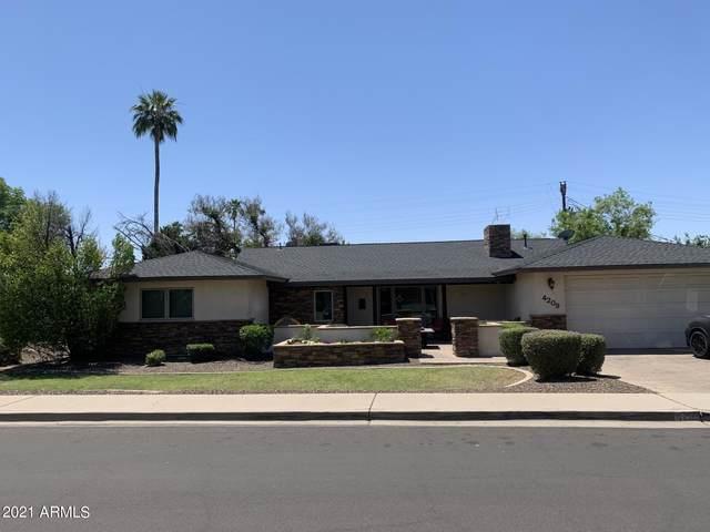 4209 E Weldon Avenue, Phoenix, AZ 85018 (MLS #6238110) :: Yost Realty Group at RE/MAX Casa Grande