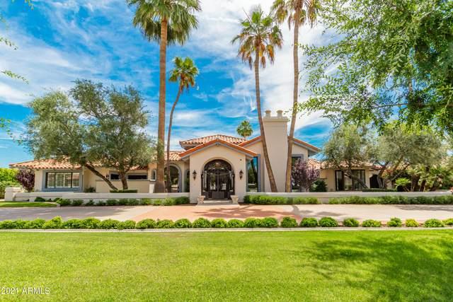8701 N 65TH Street, Paradise Valley, AZ 85253 (MLS #6238244) :: Yost Realty Group at RE/MAX Casa Grande