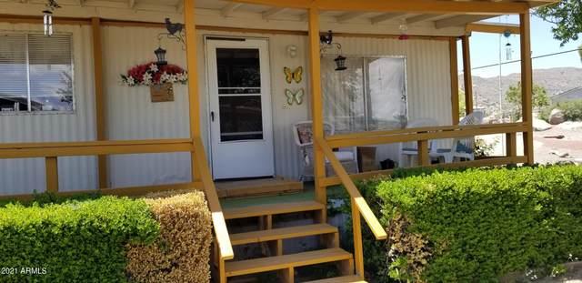 17565 W Deertrack Drive, Yarnell, AZ 85362 (MLS #6238388) :: ASAP Realty