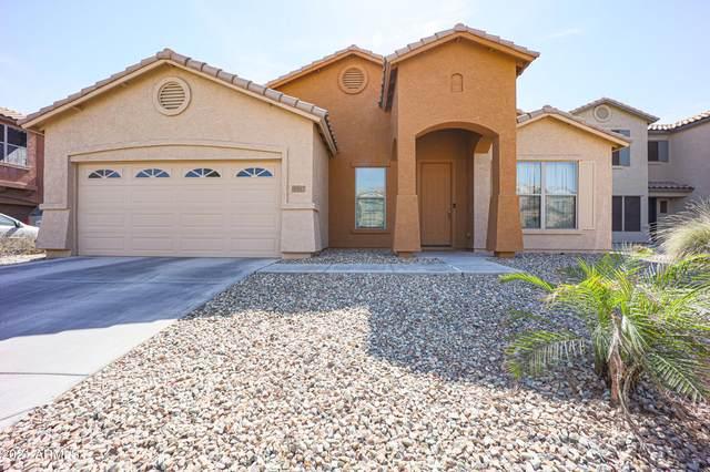 3907 S 101ST Drive, Tolleson, AZ 85353 (MLS #6238540) :: Yost Realty Group at RE/MAX Casa Grande