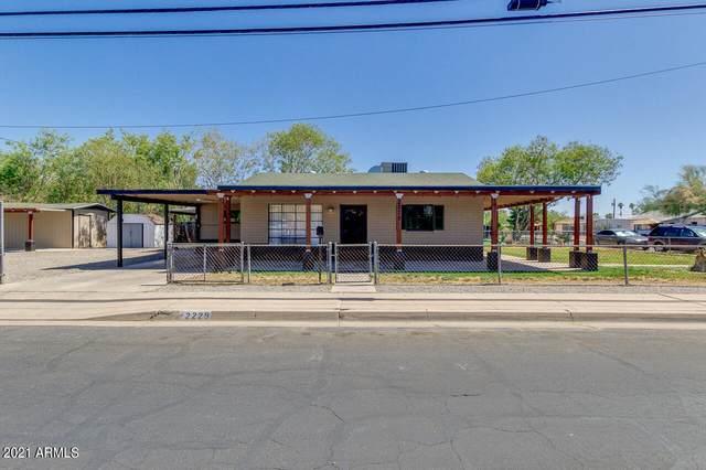 2229 E Monte Vista Road E, Phoenix, AZ 85006 (MLS #6238616) :: Yost Realty Group at RE/MAX Casa Grande