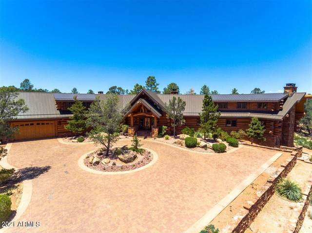 2400 E Big Forest, Payson, AZ 85541 (MLS #6238755) :: Yost Realty Group at RE/MAX Casa Grande