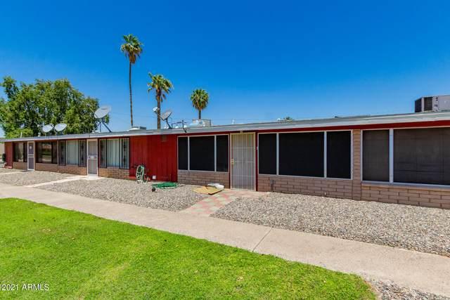 13001 N 113TH Avenue #3, Youngtown, AZ 85363 (MLS #6238981) :: RE/MAX Desert Showcase