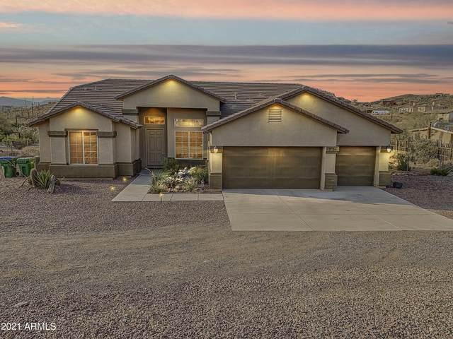 3826 W Jenny Lin Road, New River, AZ 85087 (MLS #6239027) :: Midland Real Estate Alliance