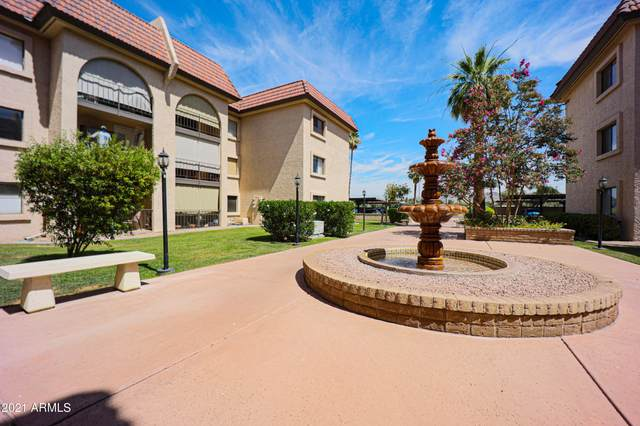 3033 E Devonshire Avenue #1025, Phoenix, AZ 85016 (MLS #6239437) :: ASAP Realty