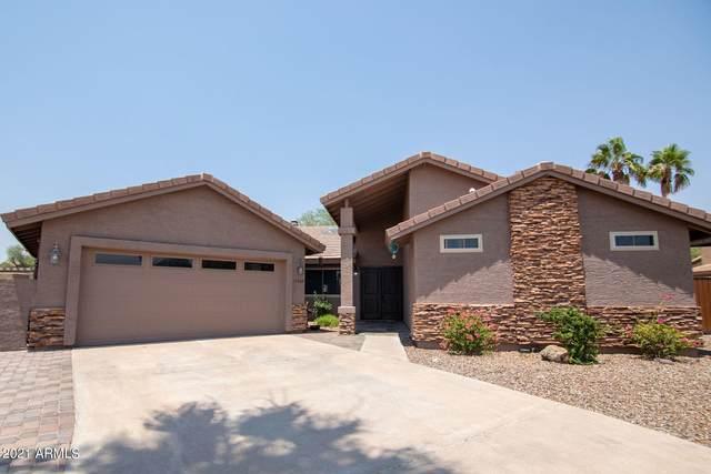17404 E Santa Rosa Lane, Fountain Hills, AZ 85268 (MLS #6240112) :: Executive Realty Advisors