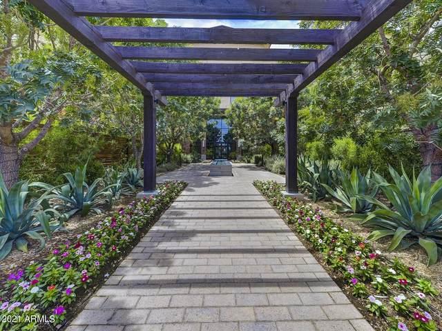 6166 N Scottsdale Road A3002, Paradise Valley, AZ 85253 (MLS #6240159) :: Klaus Team Real Estate Solutions